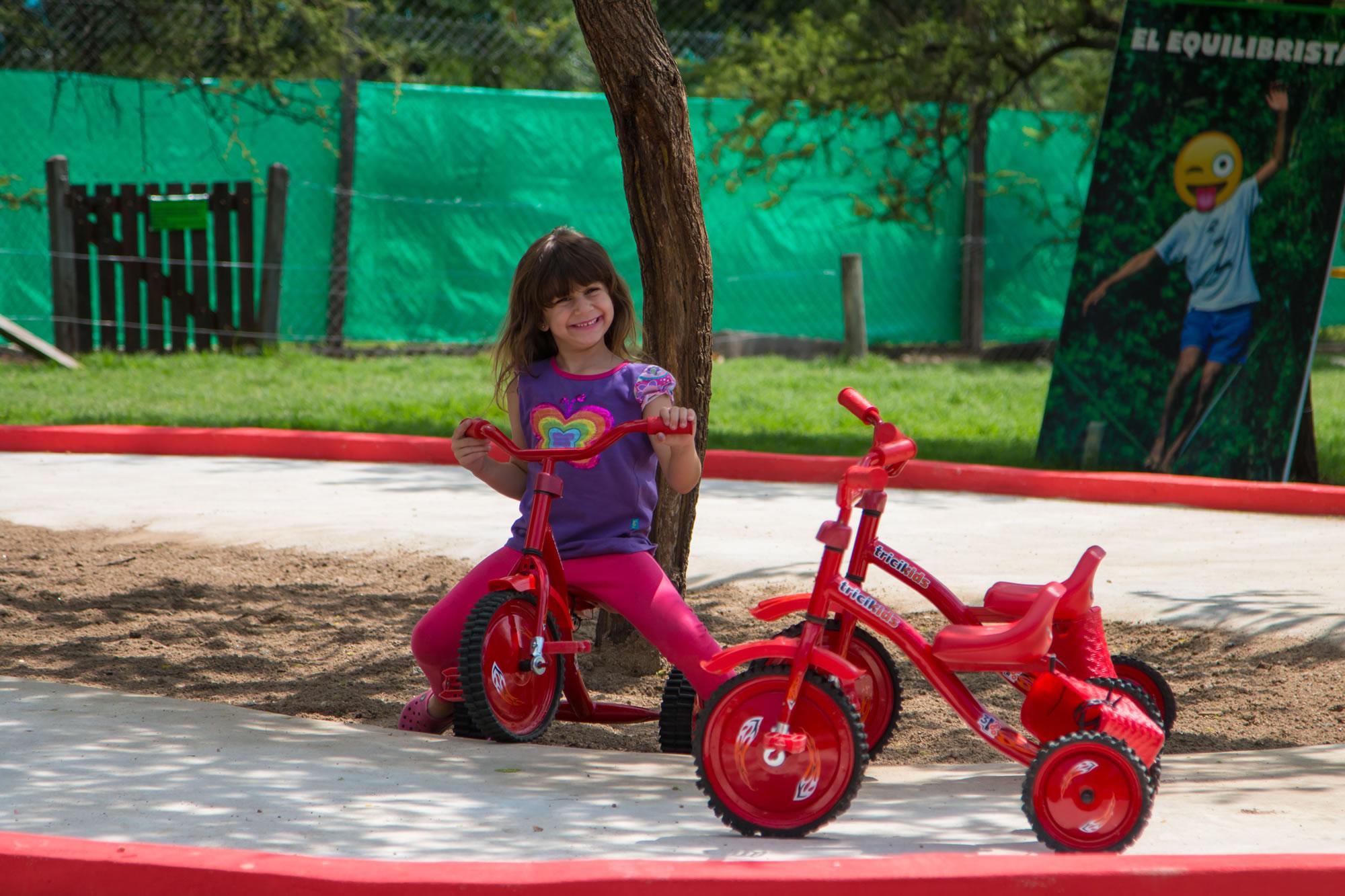 Pista de Triciclos